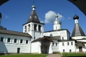 Patriarch Kirill Wants to Revive Monastic life in the Ferapontov Monastery