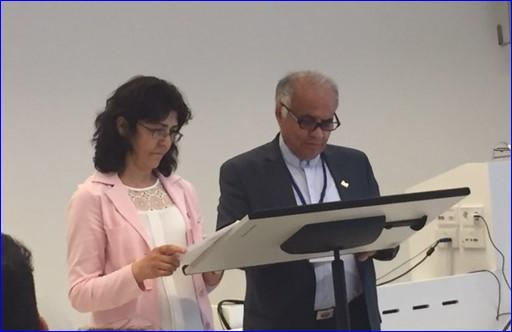 Assyrian MP From Iran Delivers Opening Speech At Conference in Berlin