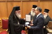 State Duma Committee Chairman Meets with Primate and Holy Synod Members of Greek Orthodox Church