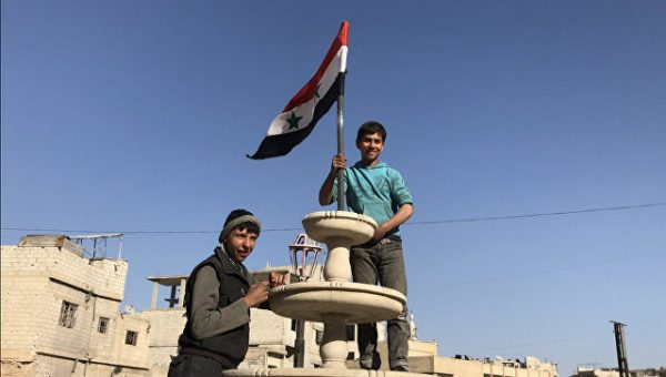 Syrian Youth will Visit Russia