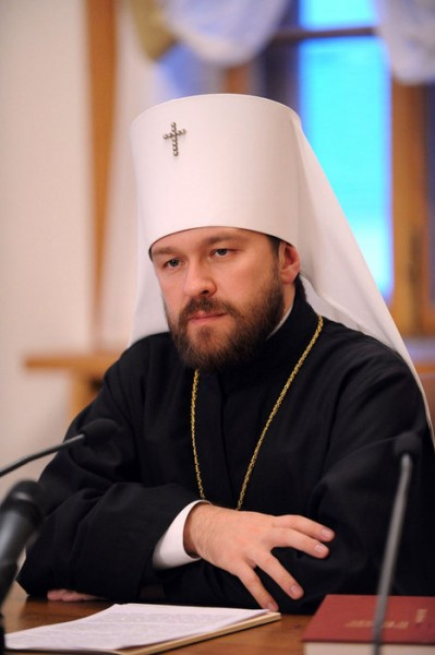 The Ukrainian Church Schism Legalization to Cut into Parts Body of Global Orthodox Church – Metropolitan Hilarion