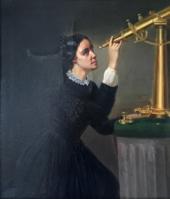 Faith and Science According to the First American Female Astronomer, Maria Mitchell