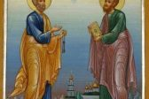 Sermon for the Feast of the Holy Apostles Peter & Paul
