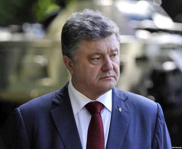 Poroshenko Sees Russian Orthodox Church as Threat to Ukraine