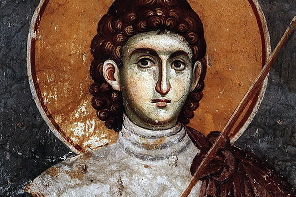 What We Have in Common with the Great Martyr Procopius and the Paralyzed Man