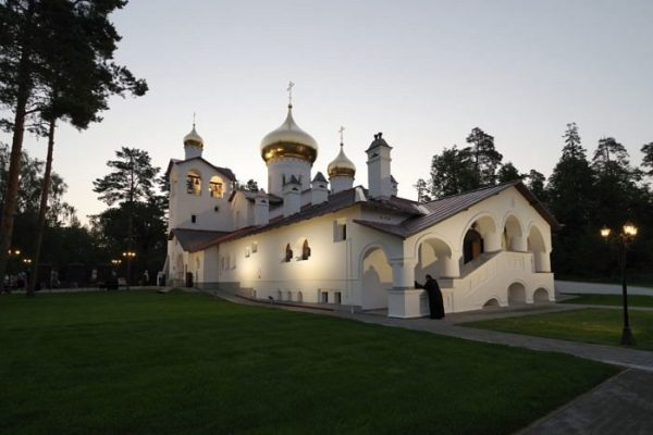 Sarov Residents Build Church Of Royal Martyrs In Gratitude For Their Role In Canonization Of St. Seraphim