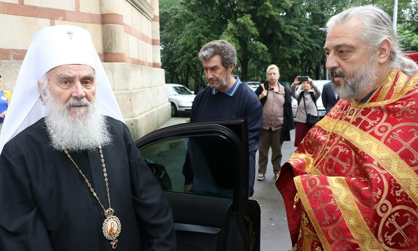 Patriarch Irenaeus: 'Family as a Holy Union is Increasingly Threatened and Ruined under Various Impacts of the Modern World'
