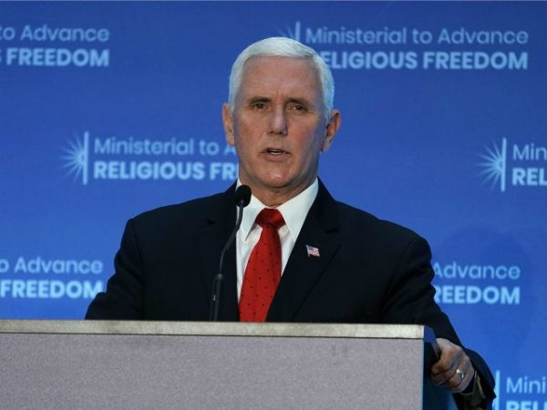 Mike Pence: Persecution of Christians in North Korea 'Has No Rival on the Earth'