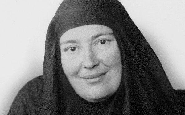 """Mother Maria of Paris says """"OXI!"""" to the Nazi…"""