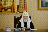 Patriarch Kirill Hopes Celebrations of Baptism of Rus Will Help Overcome Division in Ukraine