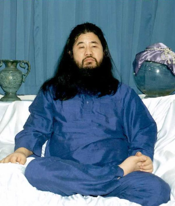 Japan Executes Shoko Asahara, Leader of Doomsday Cult