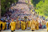 Access to Kiev Religious Procession Blocked for Ukrainian Orthodox Church Believers