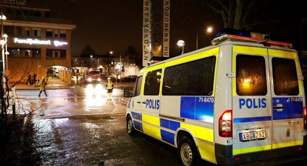 Swedish Police Claim Syrian Orthodox Church Set Ablaze in Arson Attack