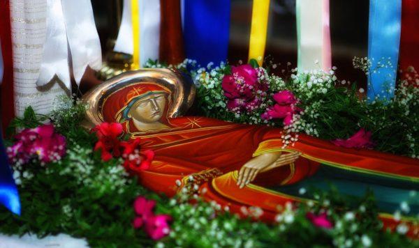 The Falling Asleep of the Theotokos