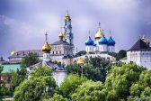 Large-scale Orthodox Cultural Center to Be Built near St. Sergius Lavra
