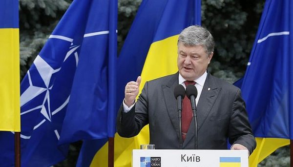 Poroshenko Proposes Putting End to Existence of 'Russian Church' in Ukraine