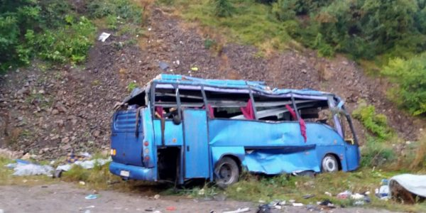 His Holiness Patriarch Kirill's Condolences over the Death of Pilgrims in Bus Crash in Bulgaria