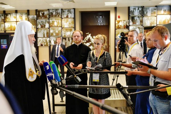 Patriarch Kirill: It was a Talk of Primates Aware of their Responsibility for the state of Universal Orthodoxy