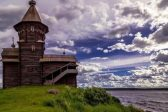 Karelia Church of the 18th Century Burns Down
