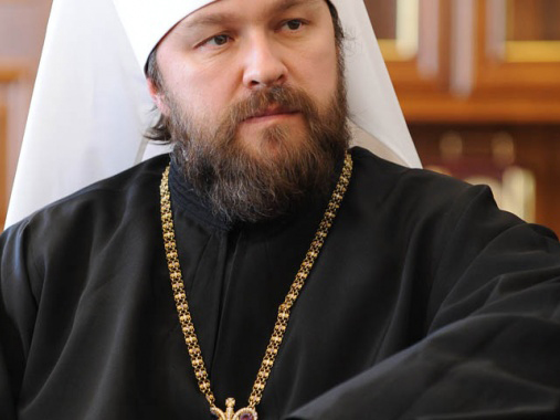 Metropolitan Hilarion: Current Situation Creates a Threat of Schism for Universal Orthodoxy