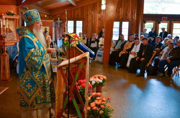 "Metropolitan Tikhon presides at 80th Anniversary of the ""Vatra"""