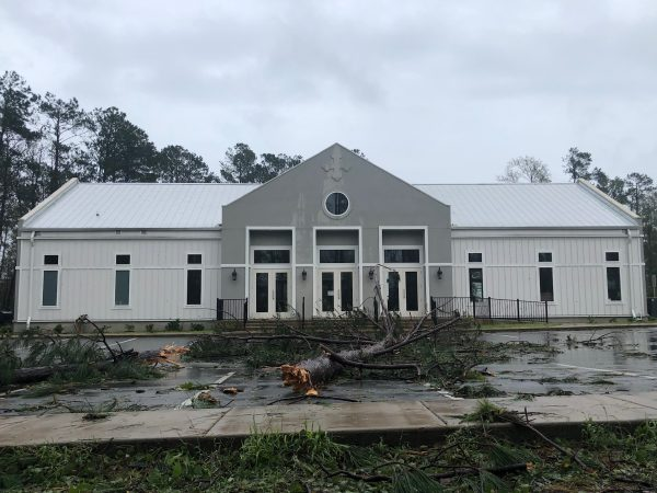 North Carolina Community Hit Hard by Hurricane Florence