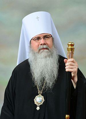 Metropolitan Tikhon issues Archpastoral Letter concerning recent developments in Ukraine