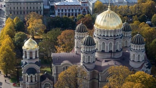 Orthodoxy is Largest Religion in Latvia