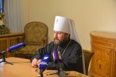 Metropolitan Hilarion of Volokolamsk: It was a Talk from Heart to Heart