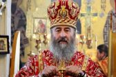 Ukrainian Metropolitan Onufry Refuses to Receive Constantinople's Exarchs