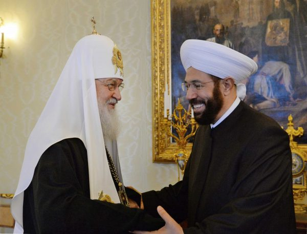 Russian Church to Help Syria Return to Peaceful Life – Patriarch Kirill