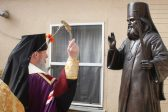 Monument to St John of Shanghai Installed and Consecrated in San Francisco
