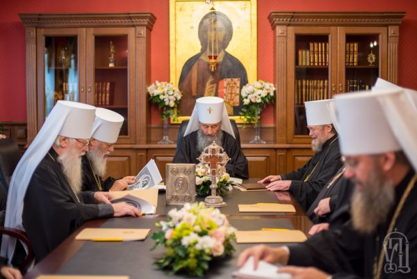 Synod of the Ukrainian Orthodox Church Calls Upon Verkhovna Rada Not to Divide Ukrainian Believers Into 'Us and Them'