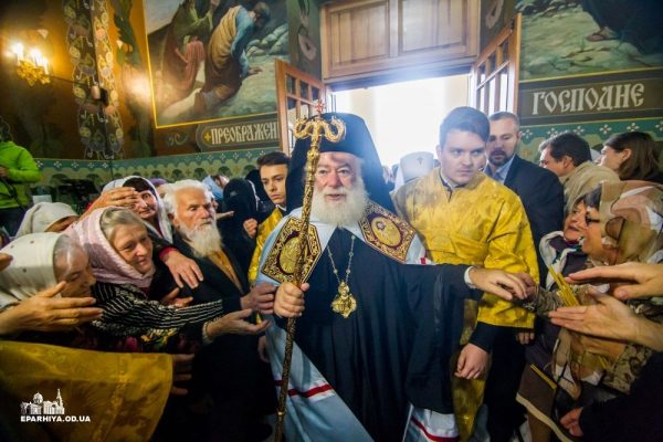 His Beatitude Patriarch Theodore of Alexandria and All Africa: Church Does not Bow Down to Politicians