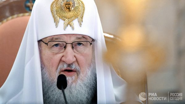 Patriarch Kirill Writes to Primates of all Local Churches about Ukrainian Situation