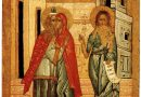 Blessings Demand Self-Denial: Homily for the Conception of John the Forerunner and the 1st Sunday of Luke