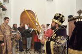 Metropolitan Hilarion Takes Part in the Consecration of Archangel Michael Church in Austria