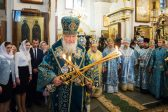 Patriarch Kirill Believes Ukrainian Orthodox Church will Withstand the Pressure of Secular Authorities