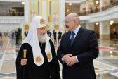 Patriarch Kirill Meets with Byelorussian President Alexander Lukashenko