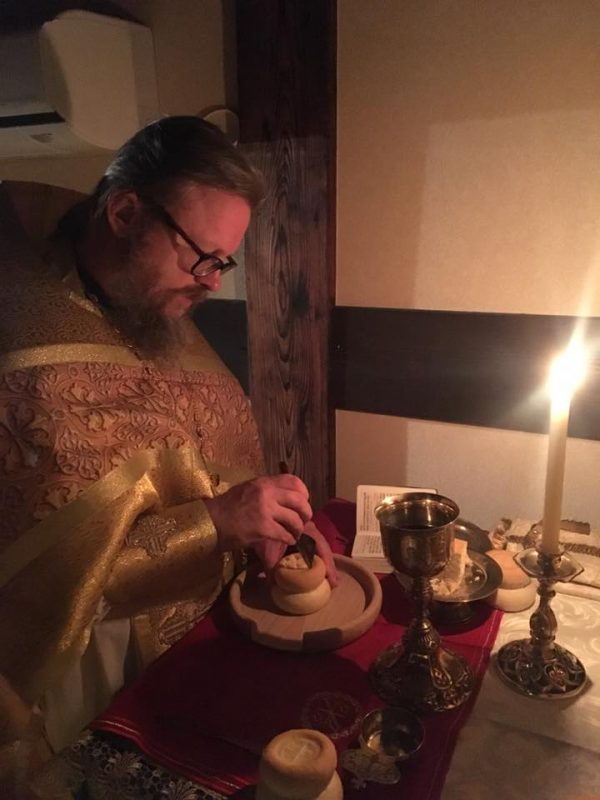 First Divine Liturgy Celebrated at St. Nicholas Monastery in Japan