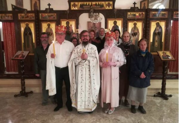 First Church Wedding Ceremony in Years of War Held in Damascus