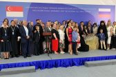 Foundation Stone for Russian Cultural Center and Russian Orthodox church blessed in Singapore