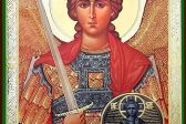 Archangel Michael and All the Bodiless Powers Celebrated Today