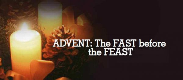 """""""Unless the Lord Comes to Us"""": A Reflection at the Start of the Fast"""