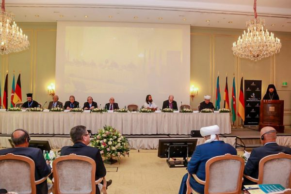 Conference on Interfaith and Inter-Civilizational Cooperation Takes Place in Berlin
