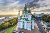 Unknown Individuals Attack St. Andrew's Church, Transferred to Ecumenical Patriarchate, in Kiev