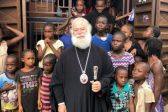 Erection of an Orthodox School in the most Impoverished Neighborhood of the Planet