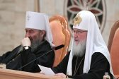 Patriarch Kirill Encourages Everyone to Pray for Peace for Ukrainian Orthodox Church