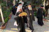 Particle of Hieroconfessor Famar's Relics Handed Over to the Georgian Orthodox Church