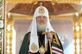 Patriarch Kirill: Metropolitan Onufry Didn't Say a Single Bad Word about Anybody